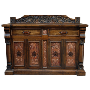 Copper Credenzas | Copper Furniture