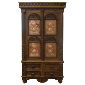 Copper Armoires | Copper Furniture