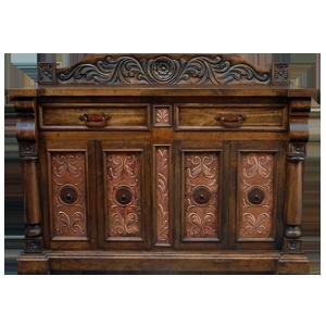 Copper Credenzas | Copper Furniture