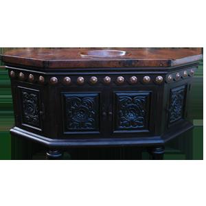 Copper Vanities | Copper Furniture